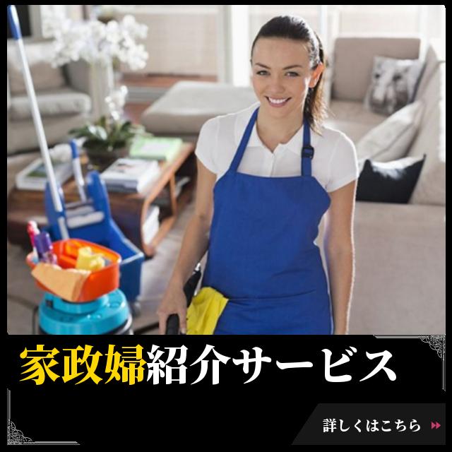家政婦紹介サービス
